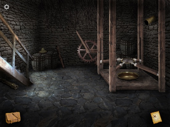 Screenshot #4 for Mystery of Blackthorn Castle