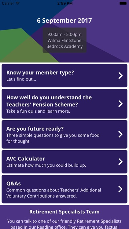 prudential avc calculator