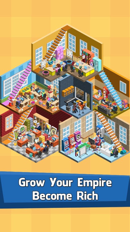 Video Game Tycoon: Tap Story screenshot-5