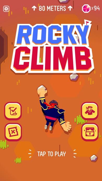 Rocky Climb screenshot 1