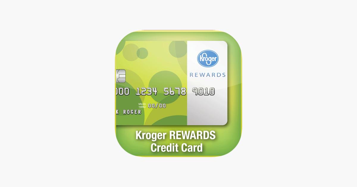 123 kroger credit card login