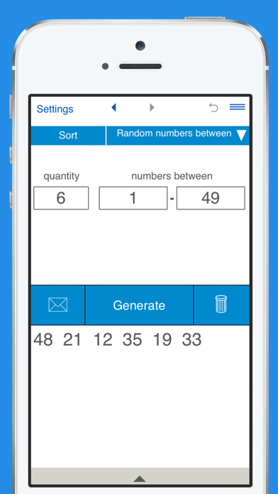 Download Random Number Generator RNG for Android