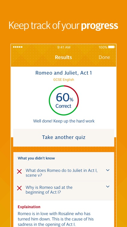 Gojimo – revise for your exams screenshot-3