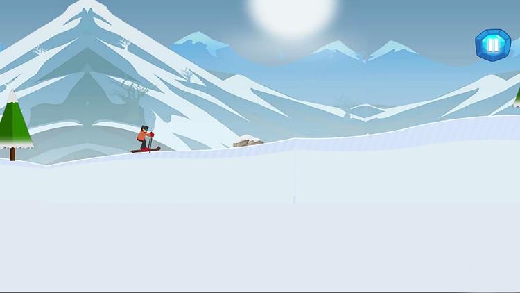 Snow Ski Adventure