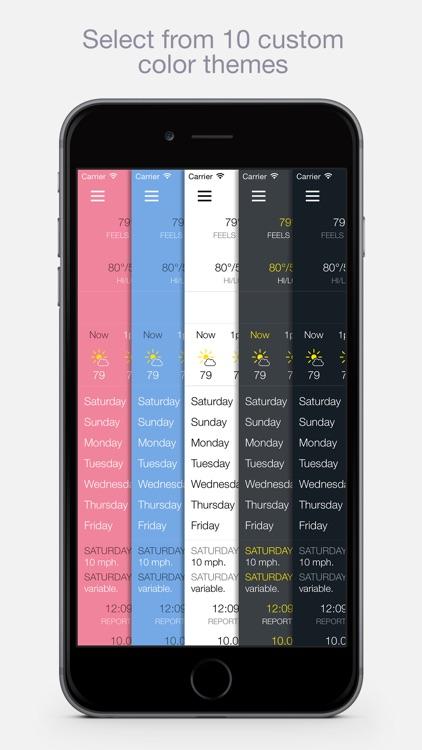 BeWeather 2 Pro screenshot-3