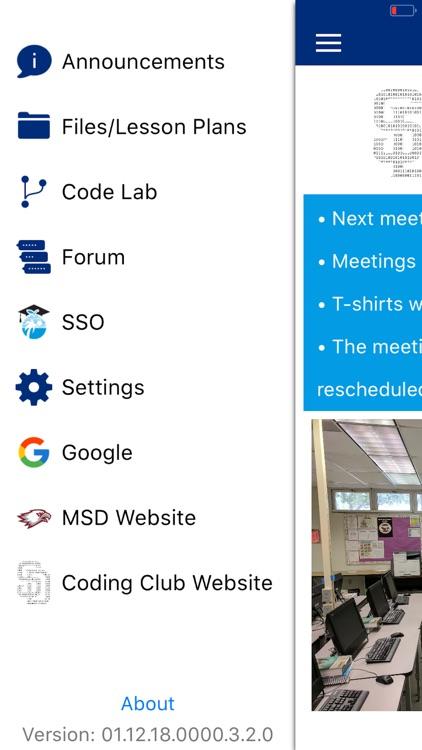 MSD Clubs screenshot-3