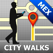 Mexico City Map & Walks (F)