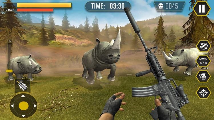 Image of: Panther Sim Wild Animals Hunting Games Hamleys Wild Animals Hunting Games By Hammad Sharif