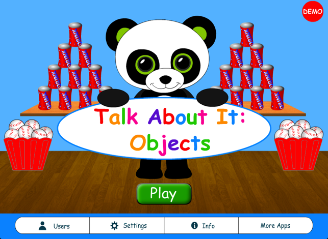 ‎Talk About It: Objects Home HD Screenshot