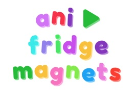 Ani Fridge Magnets