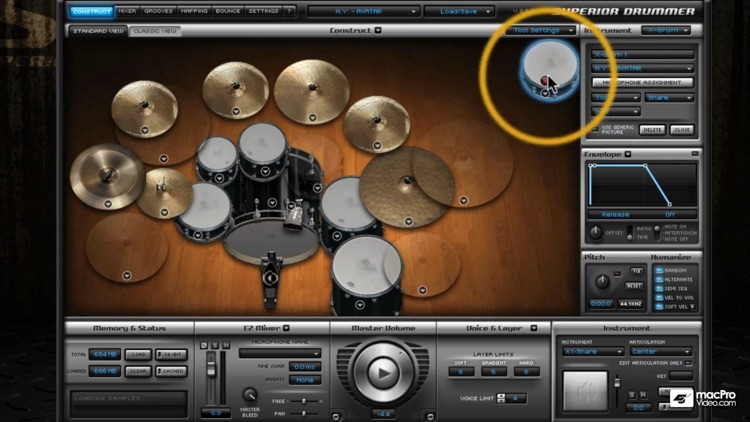 ProClass: Superior Drummer 2