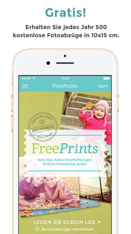 FreePrints - Gratis Fotoabzüge
