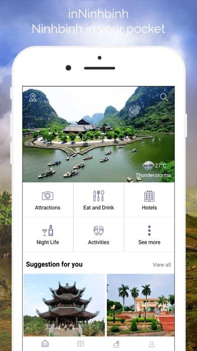 Ninh Binh Travel by inVietnam screenshot two