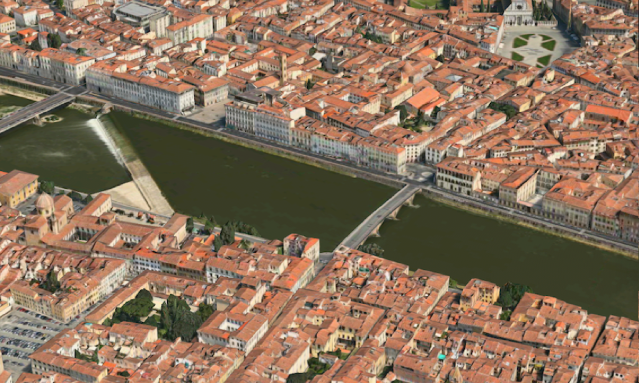 3D Cities and Places