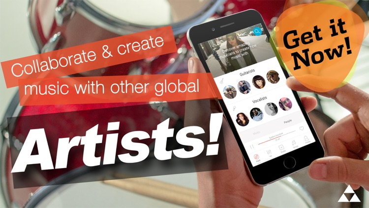 Trackd - Social Music Creation