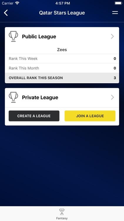 Stars Leagues screenshot-4