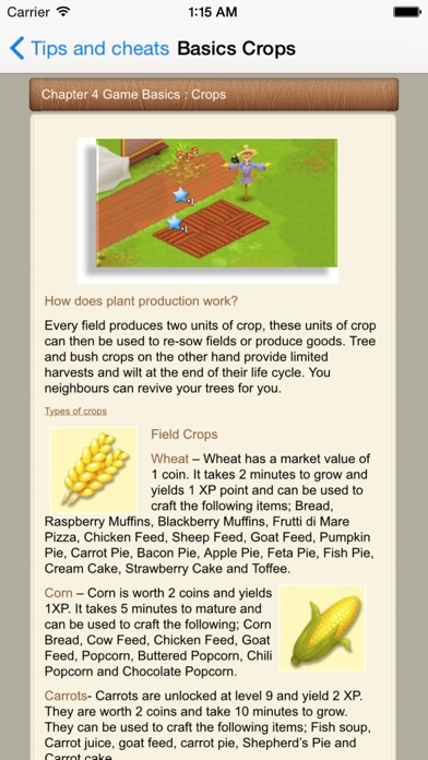 "News Guide for ""Hay Day"" Screenshot on iOS"
