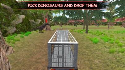 Dino Truck :Angry Dino Capture screenshot four