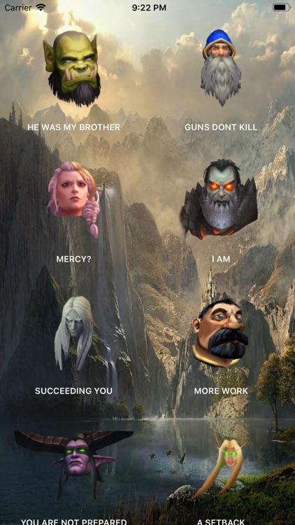 Sounds of Warcraft