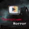 App Icon for Box of Horror Movies App in France IOS App Store