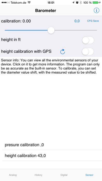 Barometer plus Altimeter screenshot-4