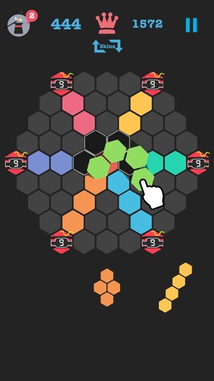 Fill The Blocks - Addictive Puzzle Challenge Game screenshot-3