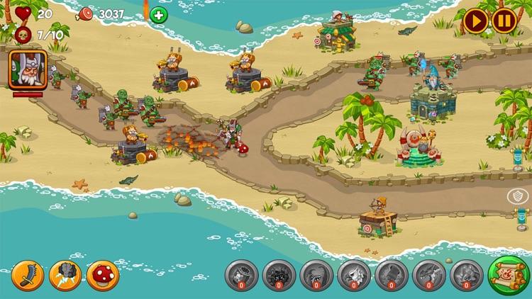 Defense Magic screenshot-3