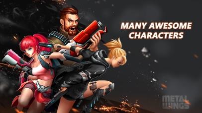 Metal Wings: Elite Force screenshot 4