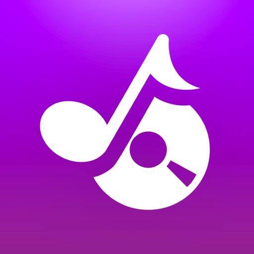 Anghami - انغامي application logo