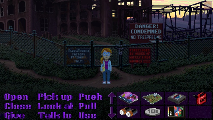 Thimbleweed Park screenshot-3