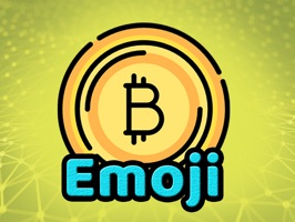Send these cryptocurrency bitcoin related emoji to your friends and families