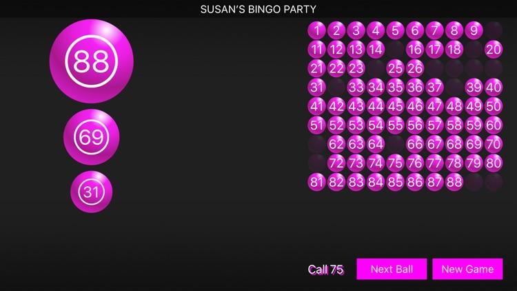 Bingo Caller Machine screenshot-4
