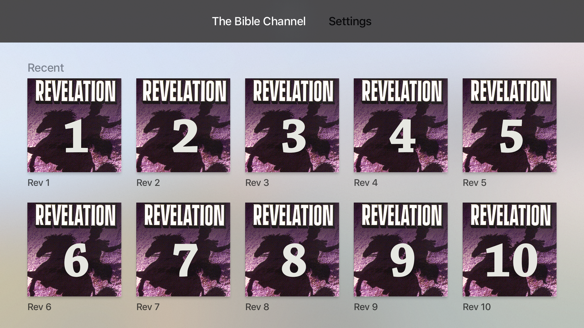 The Bible Channel screenshot 7