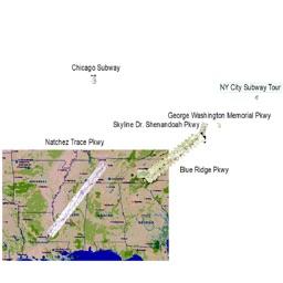 Citie Subway Tour Maps Offline