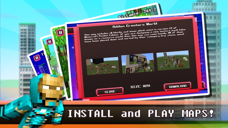 MineSwing: Games for Minecraft screenshot-3