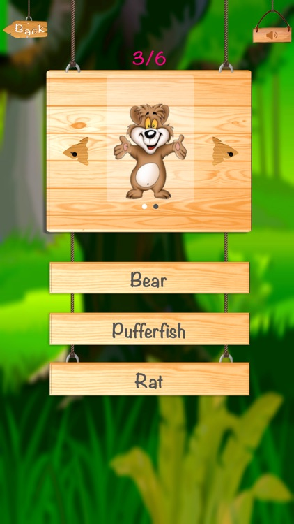 First Words Animals and Fruits screenshot-1