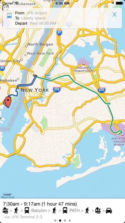Transit Tracker - New York screenshot-3