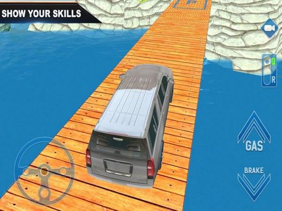 Impossible Car Parking Tracks screenshot 6