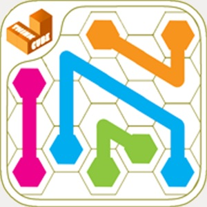 Hexic Link - Logic Puzzle Game