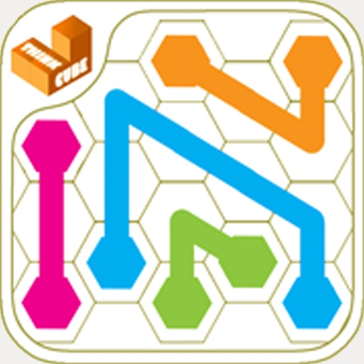 Hexic Link - Logic Puzzle Game icon