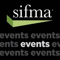 SIFMA Events Mobile App