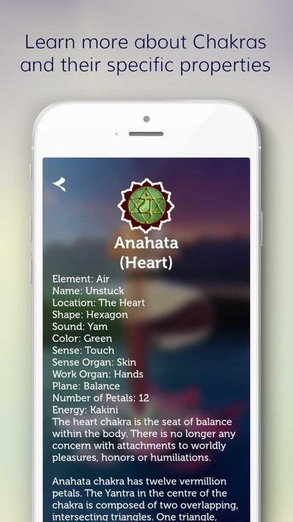 Chakra Meditation screenshot-3
