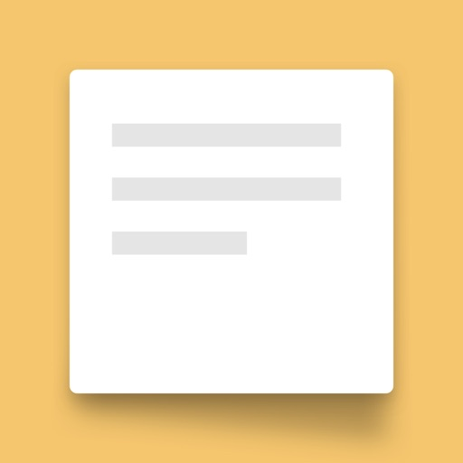 Better Notes + Lists and Todos