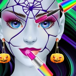 Monster Halloween Make Up