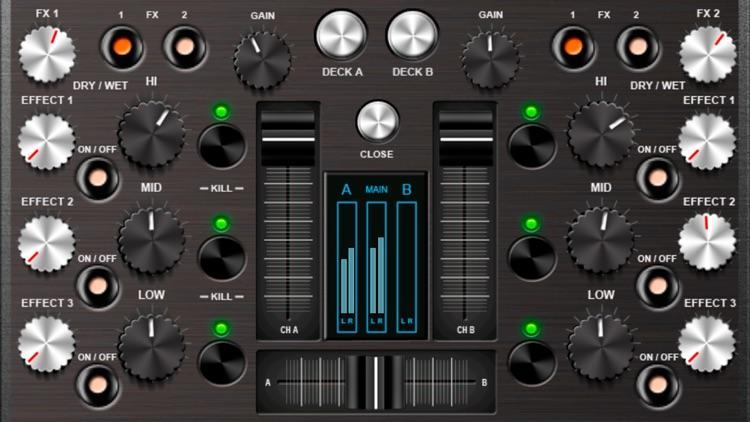 Midi DJ remote