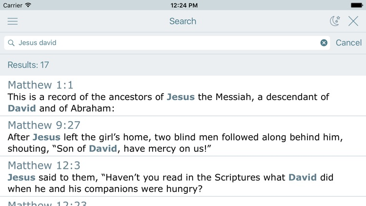NLT Bible. Holy Audio Version screenshot-3