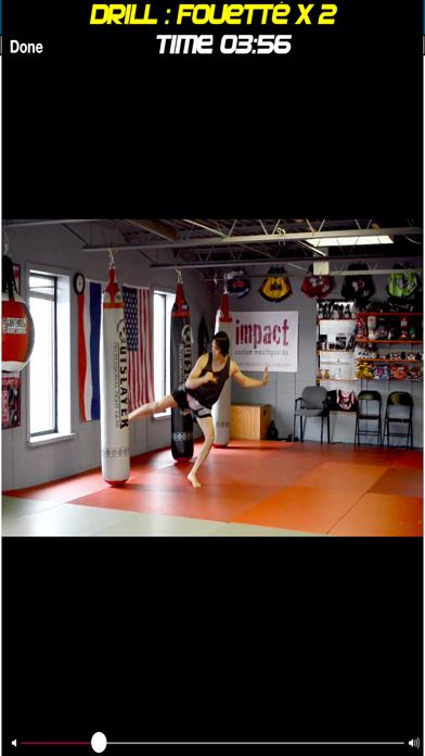 KoL Kickboxing Workout screenshot four