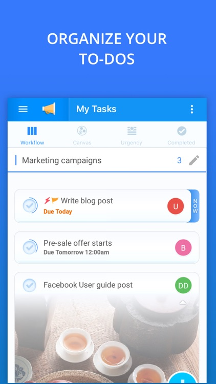 DropTask: Visual To-Do List screenshot-4