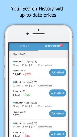 Fareboom Discount Flights en App Store