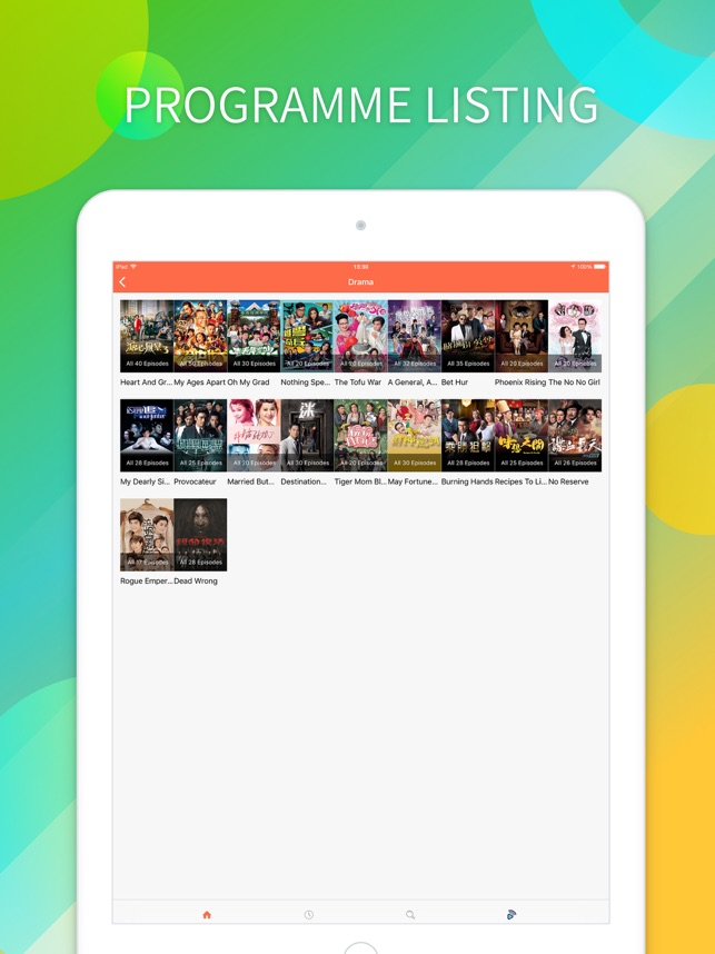 TVB Anywhere Global on the App Store